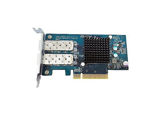 LWT -QNAP Dual-port 10GbE SFP+ network expansion card (LAN-10G2SF